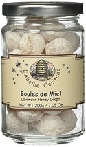 Mas des Abeilles Boules de Miel French Lavender Honey Drops 8.80-Ounce J... - $24.34