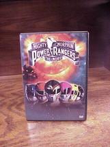 1995 Mighty Morphin Power Rangers, The Movie DVD, Used, nice shape - $6.95