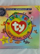 TY Beanie Baby First Edition Official Membership Kit - $9.49