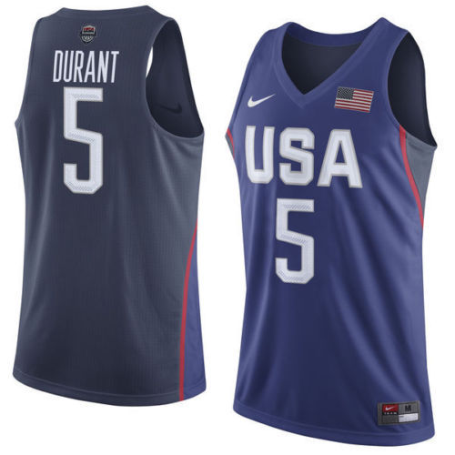 Kevin Durant Rio Olympics Jerey image 2