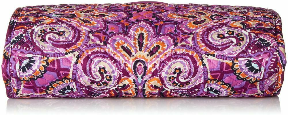 Vera Bradley Iconic Hanging Travel Organizer NWT Dream Tapestry Purple Packable image 4