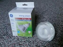 GE Energy Smart 26W Indoor/Outdoor Floodlight Med Base PAR38 CFL Light Bulb - $10.89
