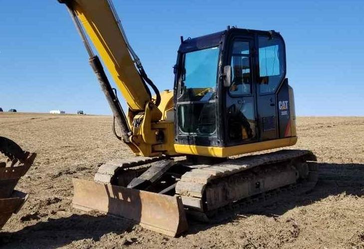 2016 CAT 308E2 CR SB For Sale In Bluffton, Alberta Canada T0C 0M0