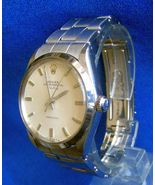 Vintage Rolex Oyster Pepetual Air King Precision Stainless Steel Automat... - $2,700.00