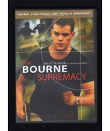 The Bourne Supremacy (DVD, 2004) free shipping - $5.87