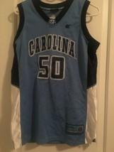 Colosseum North Carolina Tarheels Boy's Jersey NCAA Top Sz Youth 16-18 S... - $45.54