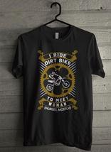 Dirt Bike Addiction Men's T-Shirt - Custom (3093) - $19.12+