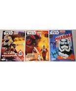 Set of 3 Star Wars Jumbo Coloring & Activity Books Bundle - £12.57 GBP