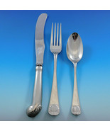 Williamsburg Royal Shell by Kirk Stieff Stainless Steel Flatware Set Ser... - $595.00