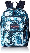 Jansport Big Student Backpack - Indigo Shibori - $31.50