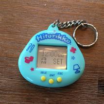 Hitorikko The Virtual Pet Life Interactive Game of Virtual Life Key Chai... - $16.17