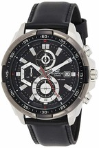 Casio Edifice Chronograph Black Dial Men's Watch - EFR-539L-1AVUDF (EX193) - $161.58
