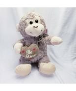 "Monkey Plush 11.5"" Stuffed Animal with Be Mine Heart - $13.65"