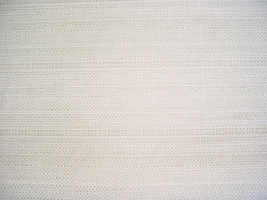 7-1/8Y KRAVET SMART 31992 IMPECCABLE SNOW / SANDSTONE WEAVE UPHOLSTERY FABRIC