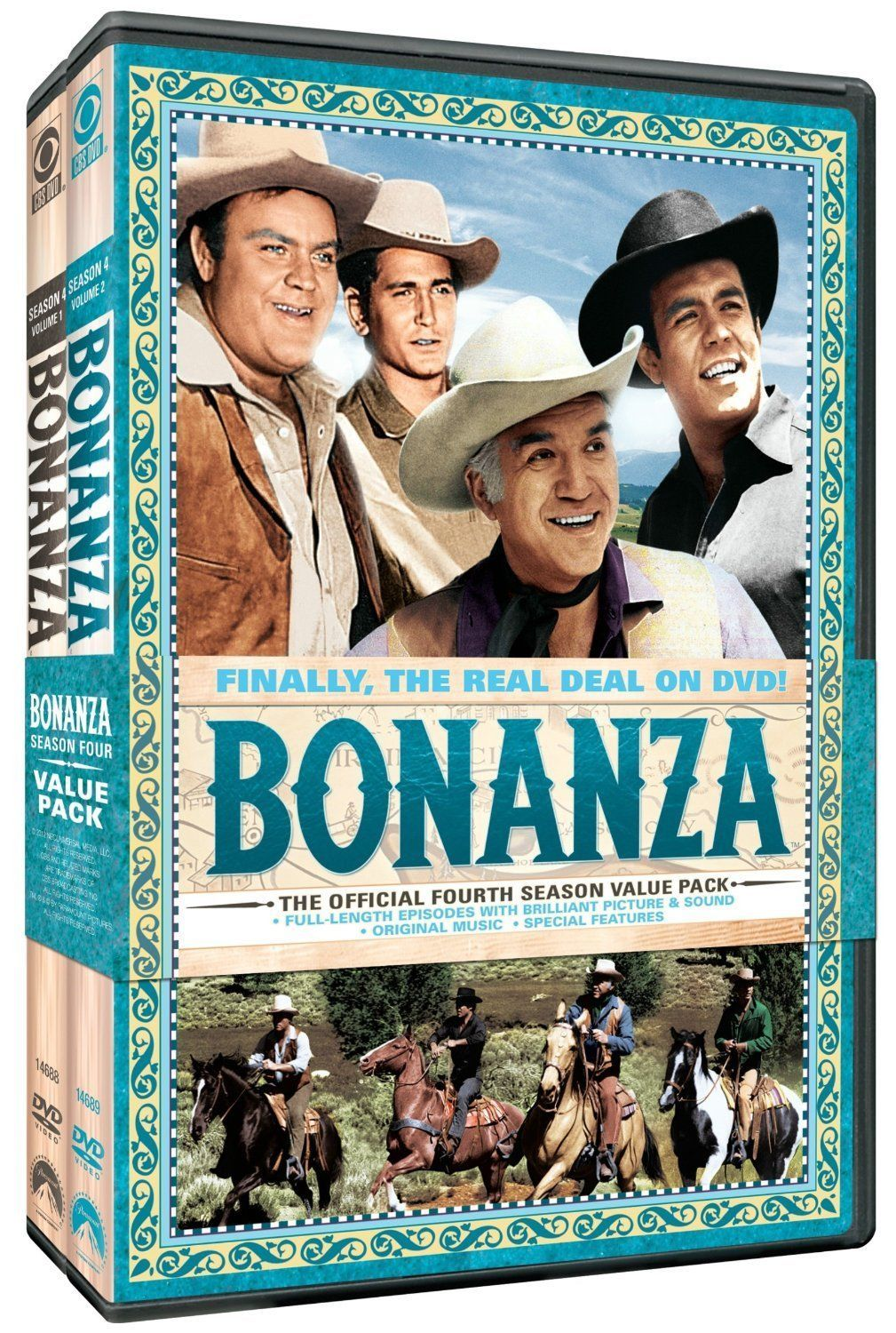 Bonanza The Official Fifth Season Vol 2 Movie free download HD 720p