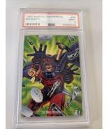 Marvel Masterpieces 1992 MAGNETO PSA 9 Mint X-men Card - $593.99