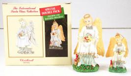 International Santa Claus Collection Christkindl GERMANY Figure & Orname... - $19.99