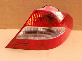 06-09 Mercedes W209 CLK350 CLK500 CLK55 AMG Taillight Lamp Passenger Right - RH image 1
