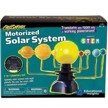 Educational Insights Motorized Solar System - $43.55