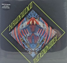"""HAWKWIND """"THE XENON CODEX""""2 LPLIMITED EDITION COLORED VINYL SEALED - $32.27"""