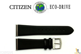 Citizen Eco-Drive B023M-S052998 23mm Black Leather Watch Band B023M-S069165 - $99.63 CAD