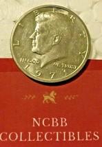 1971 D Kennedy Half Dollar-Free Shipping - $5.93