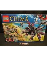 Lego Chima set #70012 Razar's CHI Raider 412 pieces Building Bricks unop... - $56.05