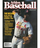 Ozzie Smith unsigned St. Louis Cardinals Athlon Sports 1993 MLB Baseball... - $10.00