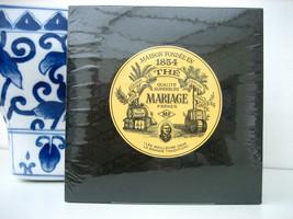 Mariage Freres Earl Grey French Blue Flowers Bergamot, 30 Tea Bags, France - $29.69
