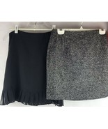 Parallel Size 6 Skirt And Philippe adec Size 10 Skirt(Lot Of 2) - $14.03