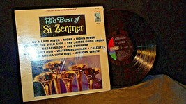 The Best of Si Zentner Record AA20-RC2103 Vintage image 2