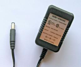 Hon Kwang D9100 AC Adapter Power Supply 9 Volt 100 mA Negative (-) Polarity - ₹681.08 INR