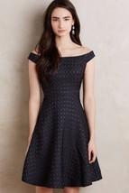 Nwt Anthropologie Minette Black Dress By Moulinette Soeurs 10P - $93.49