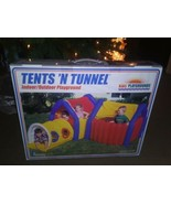 Vintage Intex  Inflatable tents n tunnel Playground  Rare brand new - $128.69
