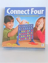 Connect 4 The Original Checker Dropping Challenge Game 2002 Milton Bradley - $44.99