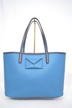 NWT! Marc Jacobs  M0005327 Metropolitote Colorblocked Tote 48 in Aquamar... - $199.00