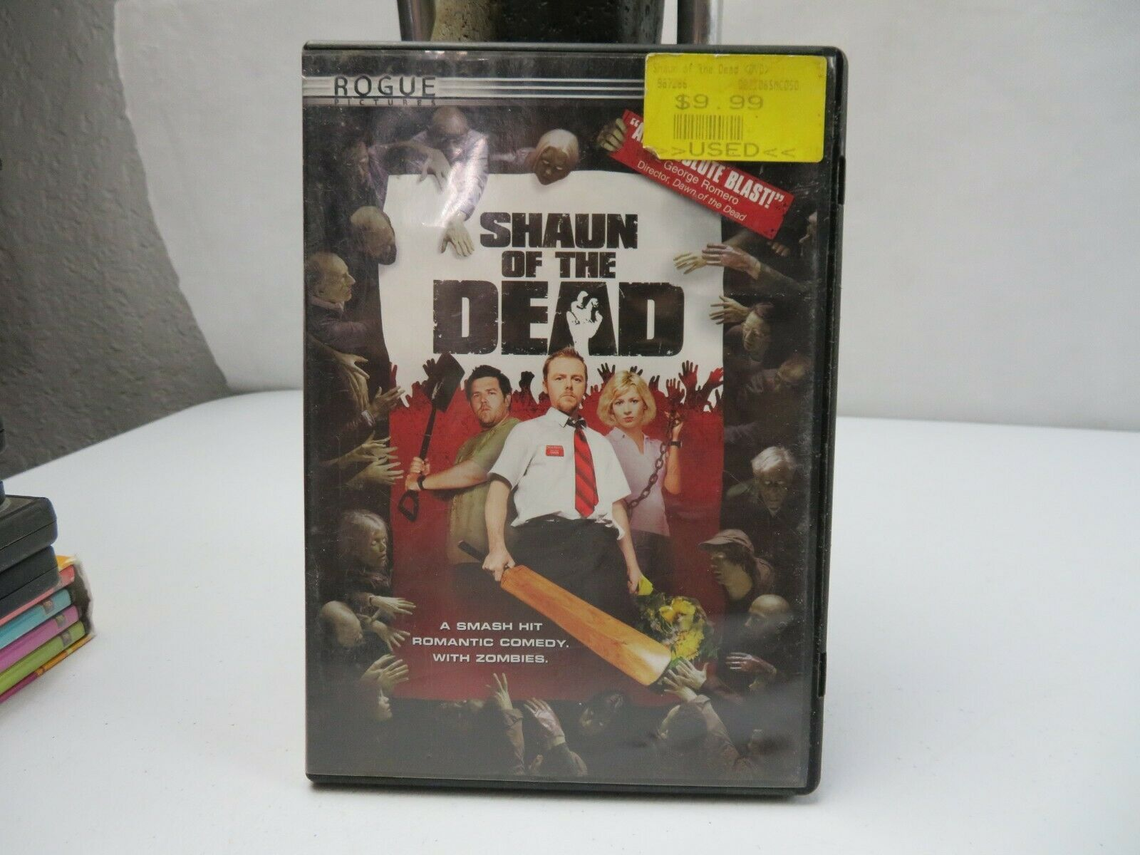 Primary image for SHAUN OF THE DEAD DVD