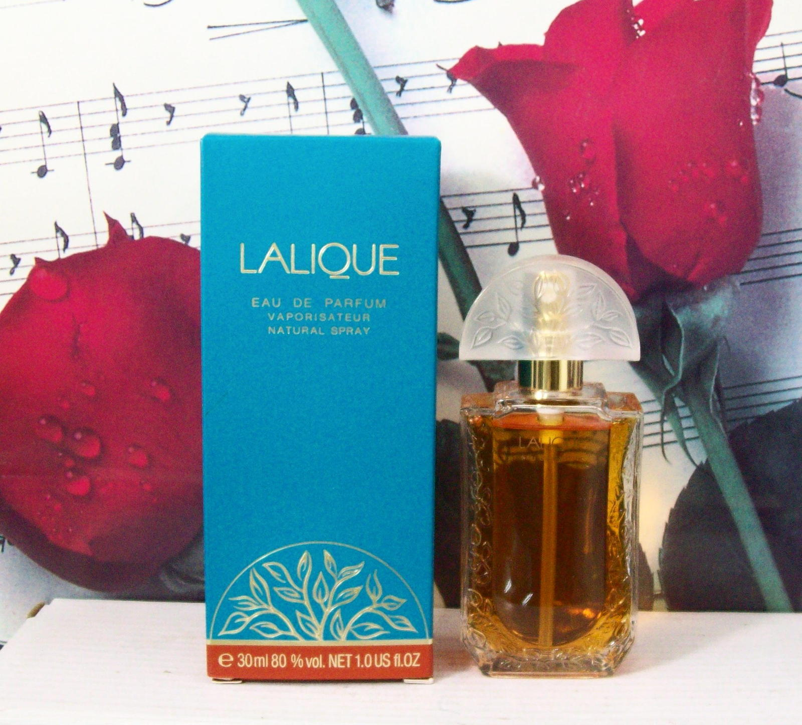 Primary image for Lalique Classic For Women EDP Spray 1.0 FL. OZ. NWB