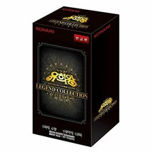 *Korea version of Yu-Gi-Oh LEGEND COLLECTION BOX - $35.67