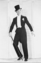 Fred Astaire Full Length in Top Hat 18x24 Poster - $23.99