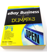 eBay Business All-In-One for Dummies - by Collier - $19.00