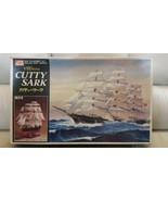 Imai 1/120 scale CUTTY SARK sailing ship Plastic Model Kit Rare Unassembled - $142.50