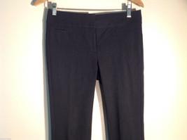 Womens Loft Petites Size 6P Black Casual/Dress Pants Excellent image 2