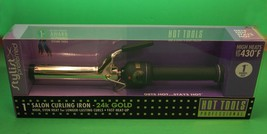 HOT TOOLS 1 INCH CURLING IRON - $34.64