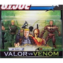 G.I. Joe: Valor vs. Venom Series 7 Duke vs. Overkill Action Figure 2-Pack - $24.70