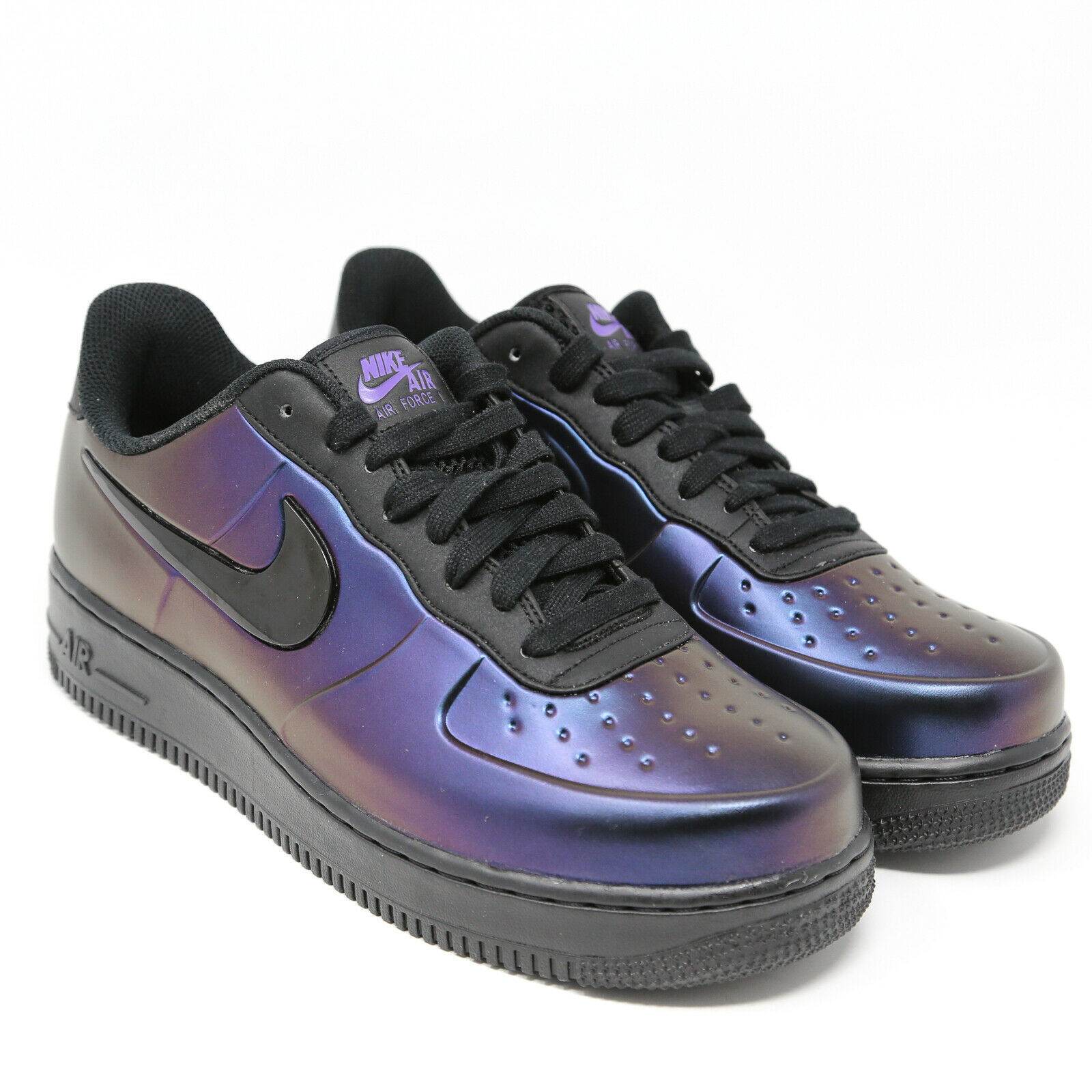 air force 1 pelle marrone