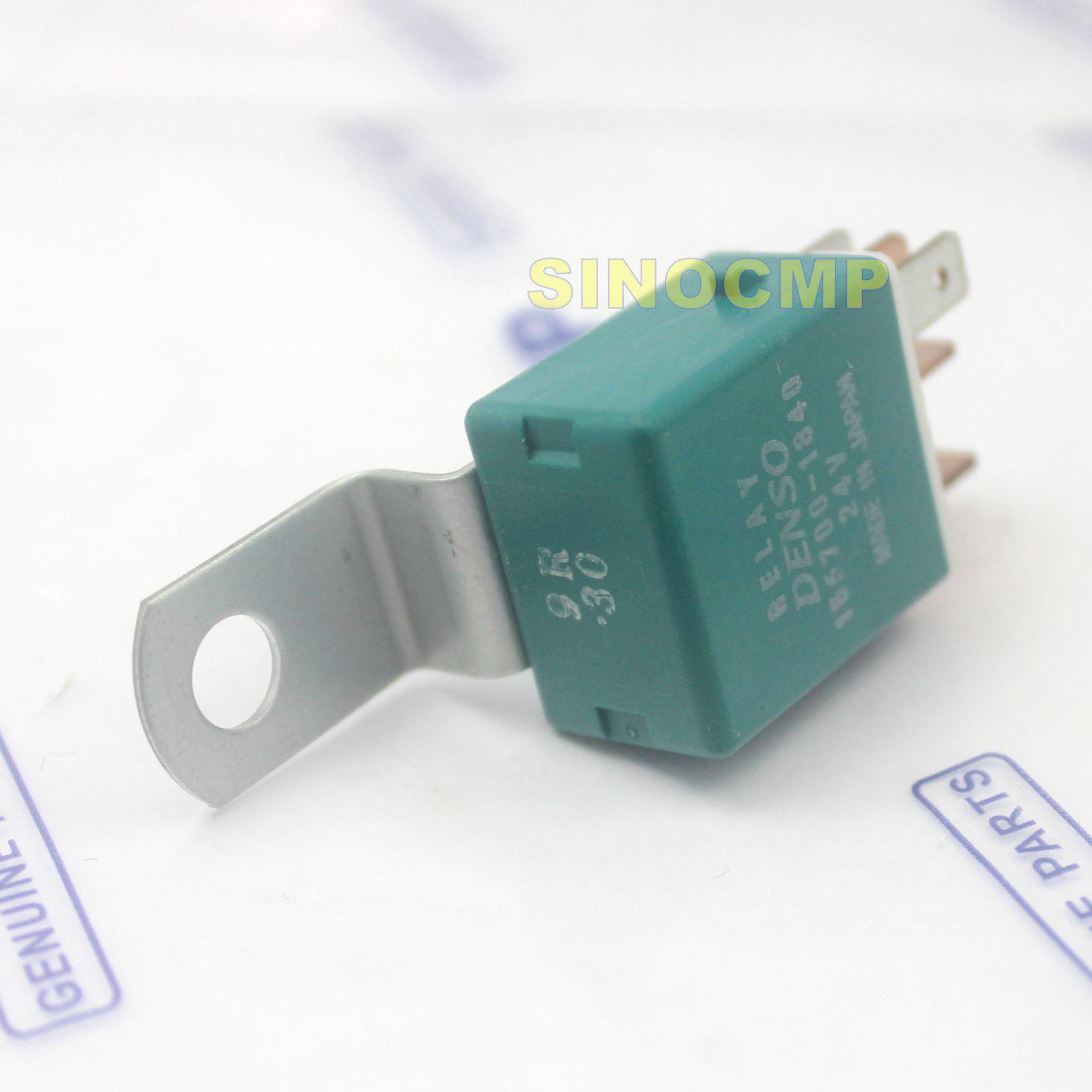 Safety Relay 7861-74-5100 for Komatsu Excavator PC300-8 PC300LC-8 PC350-8