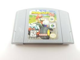 Mario Kart Mariokart N64 Nintendo 64 Video Game Cartridge Only - $44.95