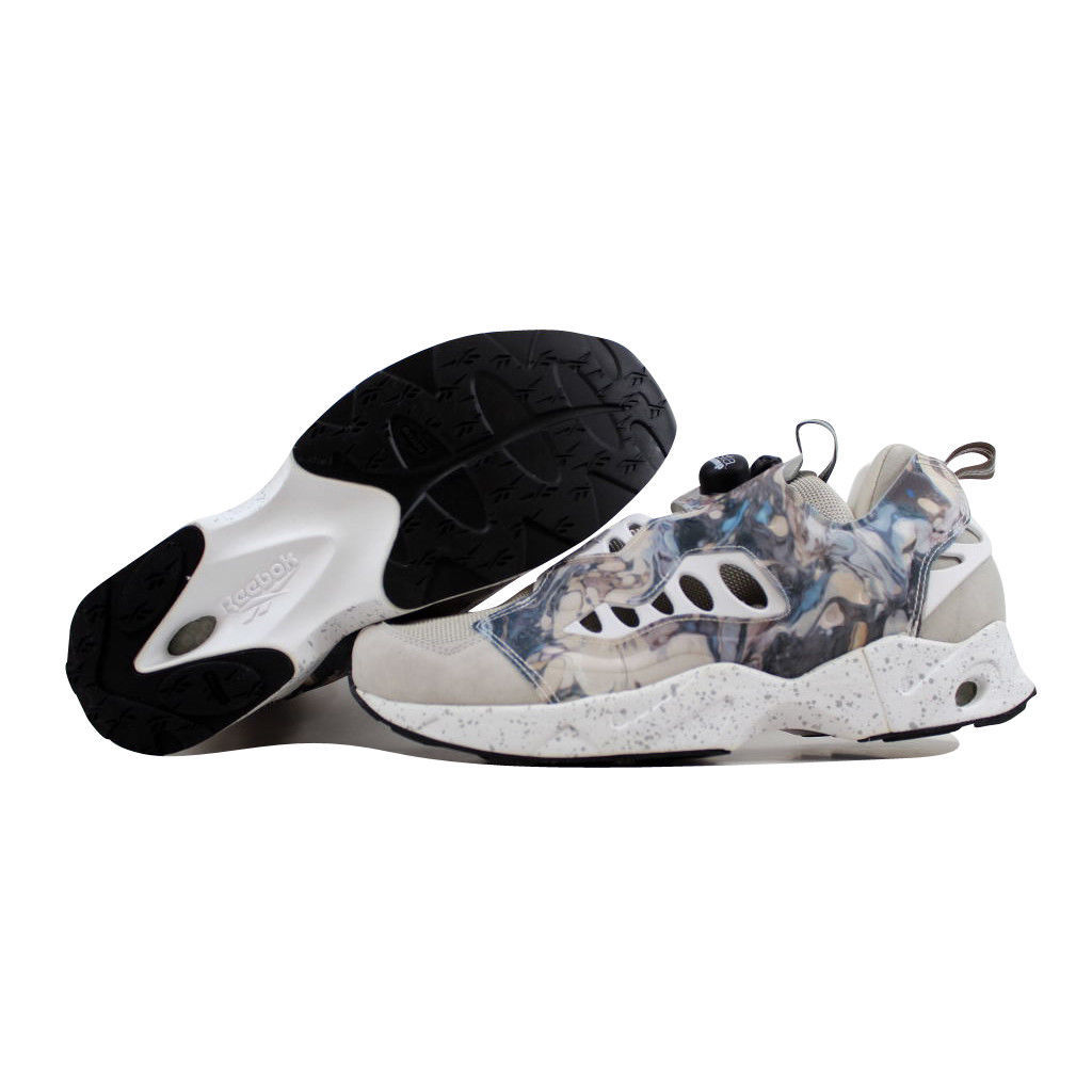 Reebok Garbstore Instapump Fury Road Blue Grey-White V65978 Men s SZ 11 b117fdfb6