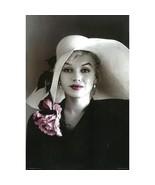 Marilyn Monroe Hat Wall Poster Art 24x36 Free Shipping - $14.50